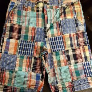Boys Gap Patchwork Shorts